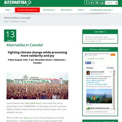 10, 100, 1000 villages of alternatives Alternatiba - Alternatiba