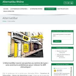 AlternatiBar ⁕ Alternatiba Rhône