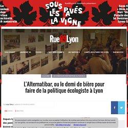"""L'Alternatibar, pour """"quitter l'entre-soi militant"""""""