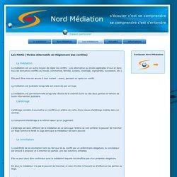 Les MARC (Modes Alternatifs de Règlement des conflits) - Nord Médiation