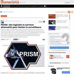 PRISM : des logiciels et services alternatifs pour limiter la surveillance