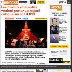 Les médias alternatifs veulent porter un regard critique sur la COP21