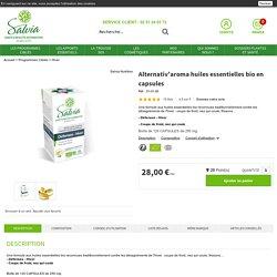Alternativ'aroma huiles essentielles bio en capsules