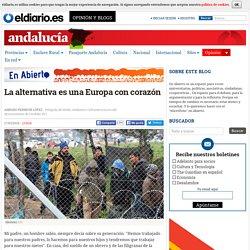 La alternativa es una Europa con corazón