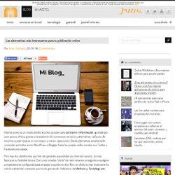 Las alternativas más interesantes para tu publicación online