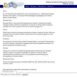 """<img src="""" height=100px> - Alternativas a Scratch para que los niños programen"""