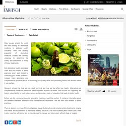 Complementary Treatments – Enritsch