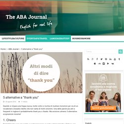 The ABA English Teachers' Blog