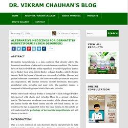 Alternative Medicines for Dermatitis Herpetiformis