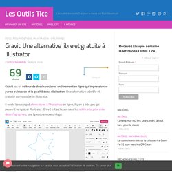 Gravit. Une alternative libre et gratuite à Illustrator