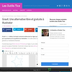 Gravit. Une alternative libre et gratuite à Illustrator – Les Outils Tice