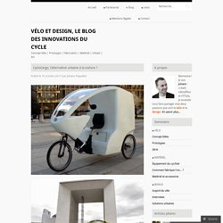 CycloCargo, l'alternative urbaine à la voiture ?