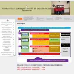 Alternative aux jumelages scolaires en langue française