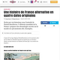 Une histoire de France alternative en quatre dates originales