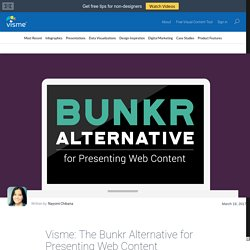 The Best Bunkr Alternative for Presenting Web Content