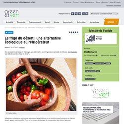 Le frigo du désert : une alternative écologique au réfrigérateur