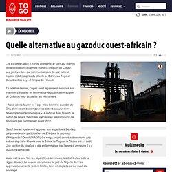 Quelle alternative au gazoduc ouest-africain ?