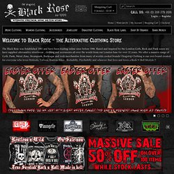Black rose.co.uk