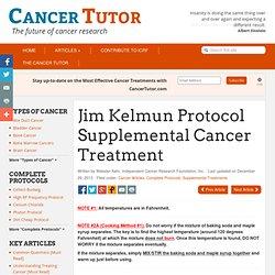 Jim Kelmun Protocol