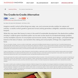 The Cradle-to-Cradle Alternative