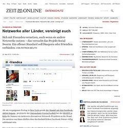 Facebook-Alternativen: Netzwerke aller Länder, vereinigt euch