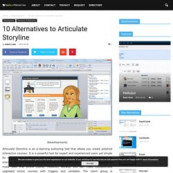 10 Alternatives to Articulate Storyline