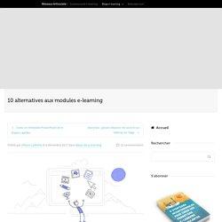 10 alternatives aux modules e-learning - Articulate