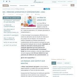 N°5 : DES « MÉDECINES ALTERNATIVES ET COMPLÉMENTAIRES » (MAC)