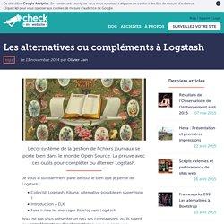 Les alternatives ou compléments à Logstash - Wooster