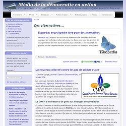 Média-calendrier de la démocratie en action