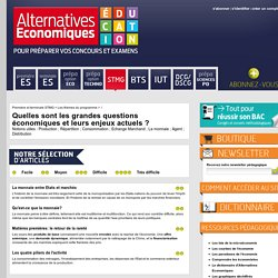 Alternatives Economiques Education