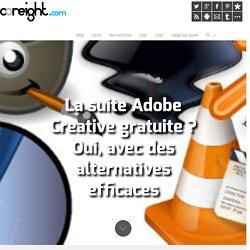 La suite Adobe Creative gratuite ? Oui, avec des alternatives efficaces