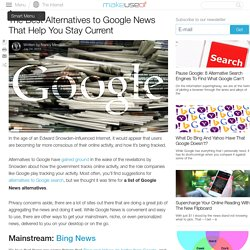 The Best Alternatives to Google News That Help You Stay Current