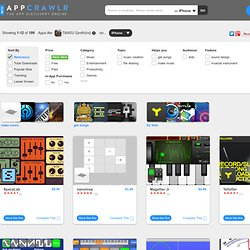 100+ Top Apps Similar To TANSU Synth (iPhone/iPad