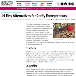 10 Etsy Alternatives