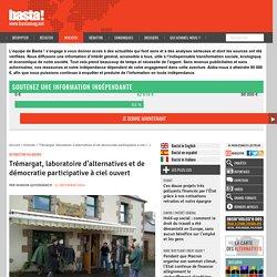 Trémargat, laboratoire d'alternatives et de démocratie participative à ciel ouvert