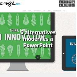 6 alternatives modernes à PowerPoint