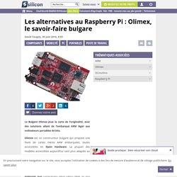 Les alternatives au Raspberry Pi: Olimex, le savoir-faire bulgare