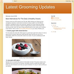 Latest Grooming Updates: Best Alternatives For The Daily Unhealthy Snacks