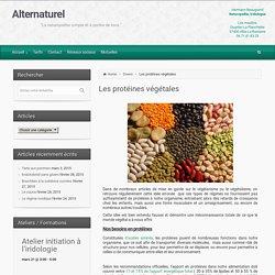 Alternaturel – Les protéines végétales