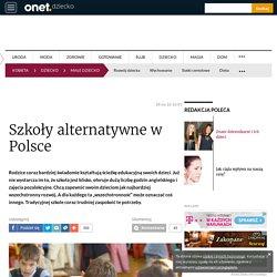 Szkoły alternatywne w Polsce