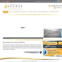 Historique < Alubat - Iceweasel