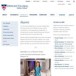 Dwight Global Online School