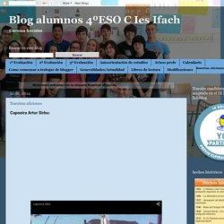 Blog alumnos 4ºESO C Ies Ifach: Nuestras aficiones