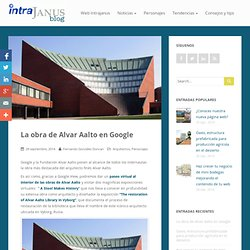 La obra de Alvar Aalto en Google
