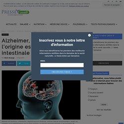 Alzheimer, Parkinson: l'origine est dans la flore intestinale