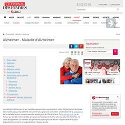 Alzheimer - Maladie d'Alzheimer