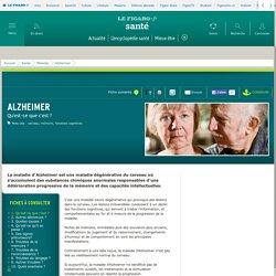 Alzheimer : Qu'est-ce que c'est ?