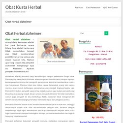 Tips herbal pertajam ingatan