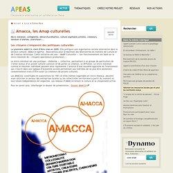 Amacca, les Amap culturelles